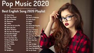 Pop Music 2020 - Top Hit English Song 2020 - Pop Hits 2020 New Popular Songs 2020