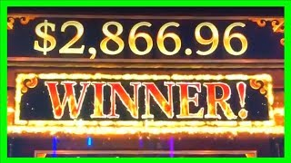 I NAILED IT! BIG WINNING on Sword of Destiny Slot Machine Bonuses With SDGuy1234