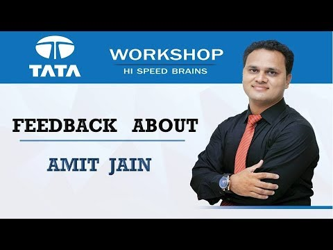 Hi Speed Sales Training  Feed Back | Amit Jain | Atul Nagar ji  | GM