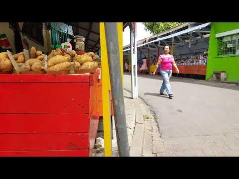 Centrale markt in Suriname feb 2019