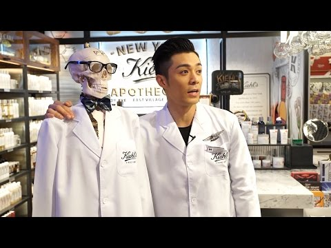 """Kiehl's Promotional Video – """"A day in the Elements Branch x Pakho Chau 周柏豪)"""