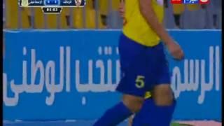 كأس مصر 2016 - الهدف الرابع لنادي الزمالك من ضربة جزاء بقدم