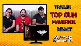 React - Trailer Top Gun:  Maverick