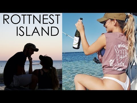 ROTTNEST ISLAND   PERTH   WESTERN AUSTRALIA ♡ Chleo Parry