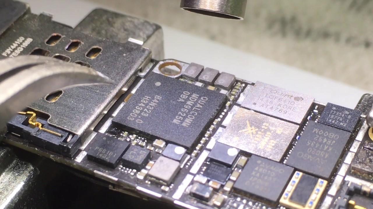 buy popular 51c10 76a6f Reballing BaseBand iPhone 6Plus
