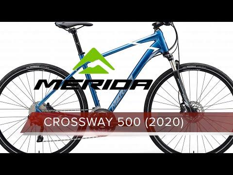 Merida Crossway 500. bike review 2020