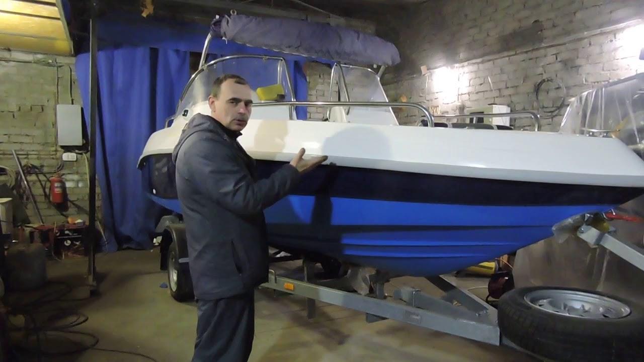 Особенности ремонта корпуса катера