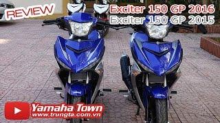 Yamaha Y15ZR (LC 150) GP 2016 Vs Yamaha Y15ZR (LC 150) GP 2015 - Comparison Review! ✔