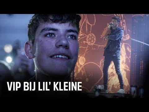 Backstage bij Lil' Kleine! | De Beste Wensen 2017