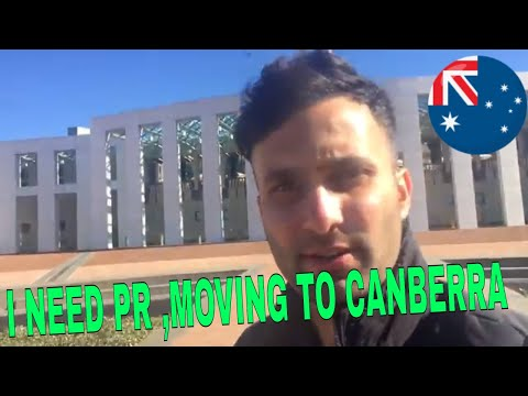 All information you need before you move Canberra