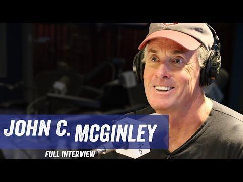 John C. McGinley  'Talk Radio', Oliver Stone, 'Platoon'  Jim Norton & Sam Roberts