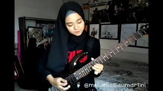 Metallica - Nothing Else Matters   Guitar Solo Cover
