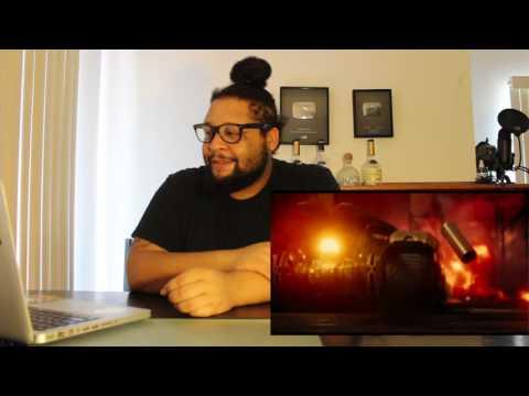 Justice League Comic Con Trailer 2017 REACTION!!!!