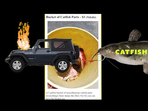 Catfish Parts