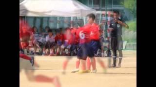 長吉六反中学校サッカー部 2014