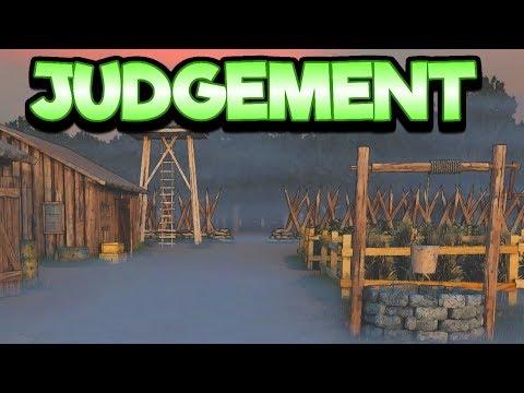Devils Return to Claim Our Souls! - Judgement Apocalpyse Survival Simulator 2017