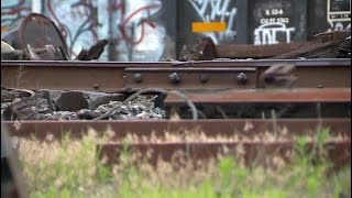 Abandoned Twin Babies Found Near Railroad Tracks