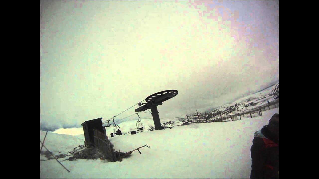 Chair Lift Accident Art Deco Club Chairs Crash Snowboarding Glenshee Youtube