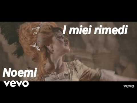 Noemi - I miei rimedi (Audio + Testo)