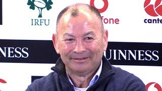 Ireland v England - Eddie Jones & Owen Farrell Full Post Match Press Conference - Six Nations 2019