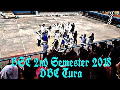 Dance By BSC 2nd Semester DBC Tura 2018