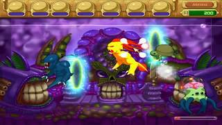 Download Video Insaniquarium Deluxe - 'First' Final Boss of Doom with Ending! MP3 3GP MP4