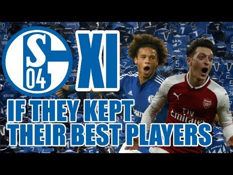 Schalke XI If They Kept Their Best Players: Better Than Bayern?!