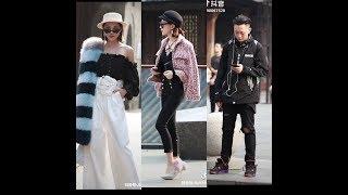 P13 Street Style Thời Trang Cực Chất đường phố của giới trẻ Trung Quốc Street Style In China