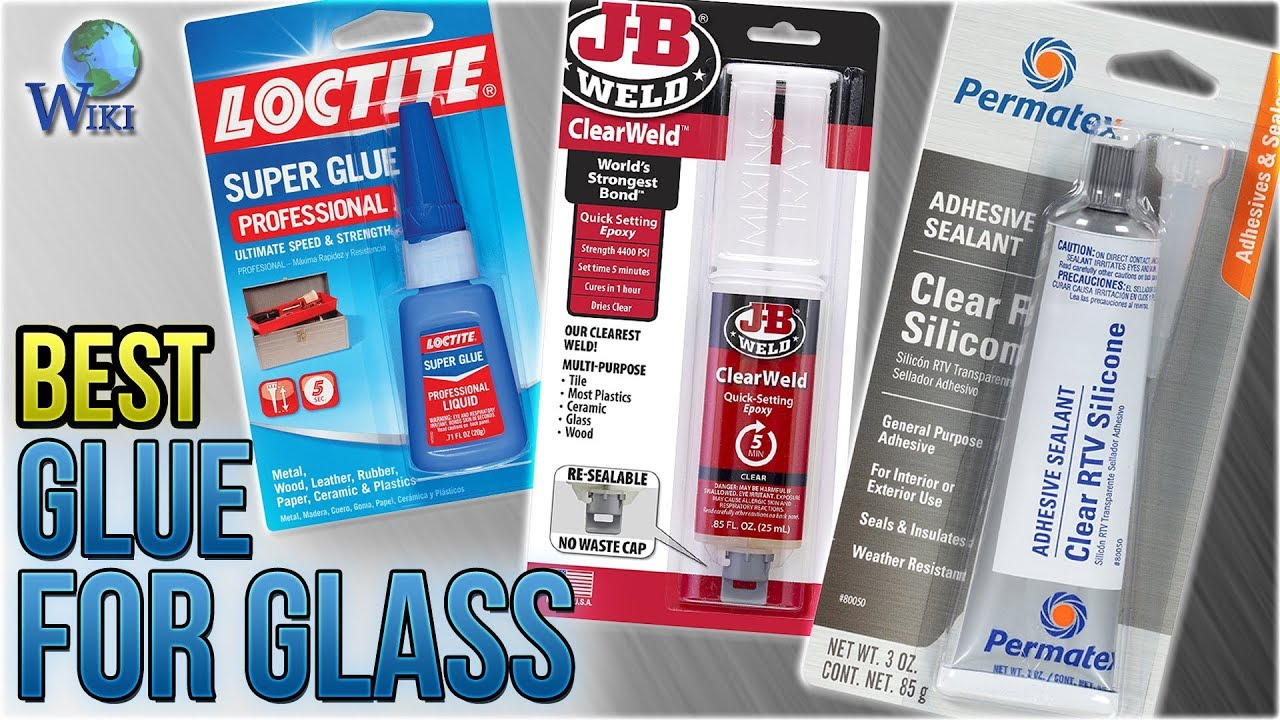 10 Best Glue For Glass 2018 Youtube