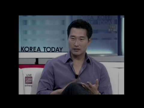 Daniel Dae Kim on Korea Today