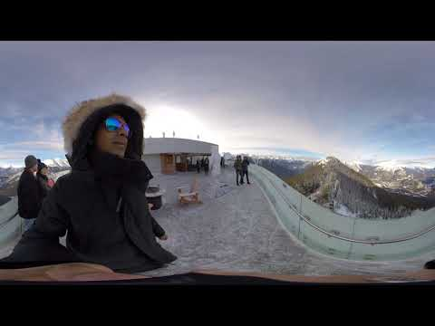 Rocky Mountains 360 video