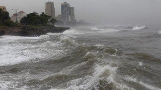 Ураган Сэнди - ужасающие последствия!...