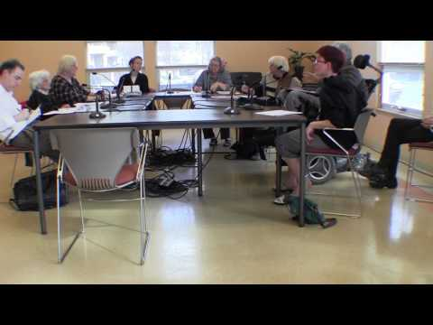 Disability Commission 4/19/16