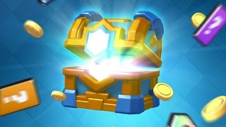 "CR CLAN CHEST ""HACK"" + SUPER Magical Opening + Best Way To Start New Acc"