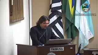 17ª Sessão Ordinária - Vereador Beto Feres