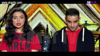X-Factor4 Armenia-4 Chair Challenge-Garik-Groups-Emanuel-Mariam-Eminem & Rihanna 05.02.2017