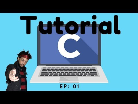 First C programming Tutorial  and Setup Mac | Linux | Windows [English] thumbnail