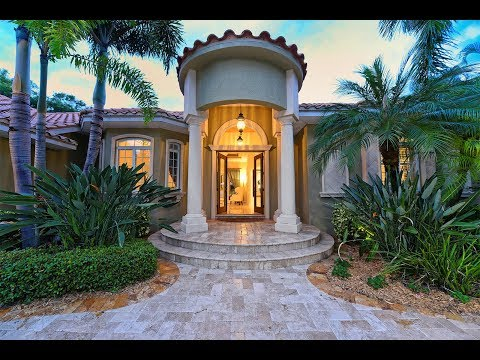 Elegant Executive Home in Sarasota, Florida - Sotheby's International Realty