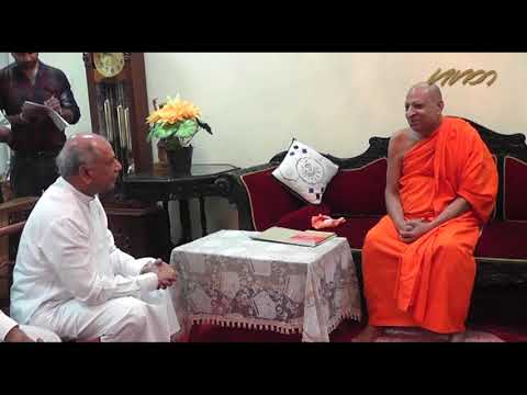Chief Buddhist monks divided on Sri Lanka new constitution