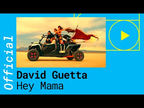 David Guetta Ft. Nicki Minaj, Bebe Rexha & Afrojack - Hey Mama (Official Video)