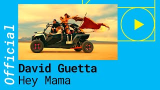 David Guetta ft. Nicki Minaj, Bebe Rexha & Afrojack - Hey Mama (Official Video)