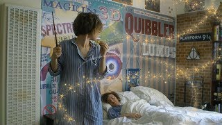 Harry Potter In Real Life- A Witch's Morning Routine ft. Cam's Creations