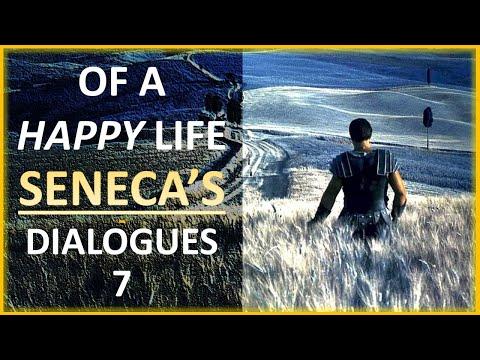 Seneca: Of a Happy Life - Audiobook להורדה