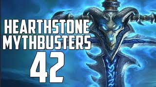 Hearthstone Mythbusters 42