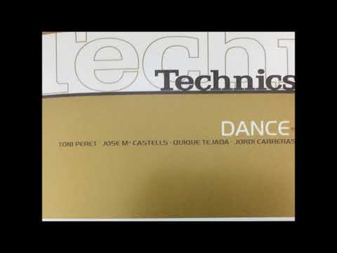 Double Dee Feat Danny - Can You Feel It (Technics Vol. 5 - CD-1)