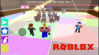 ROBLOX-MUSICAL CHAIRS-INTRODUCING MY COUSIN DUDA