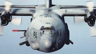Это настоящий летающий танк! Мощнейший самолет непосредственной огневой поддержки!