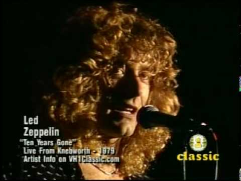 Led Zeppelin / Ten Years Gone / Live / High Quality