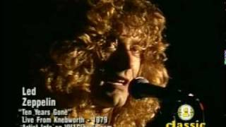 Watch Led Zeppelin Ten Years Gone video