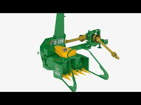 Forage Harvester for Tropical Grass Napier , Maize silage call 9997408448